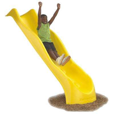 Yellow Super Speed Wave Slide
