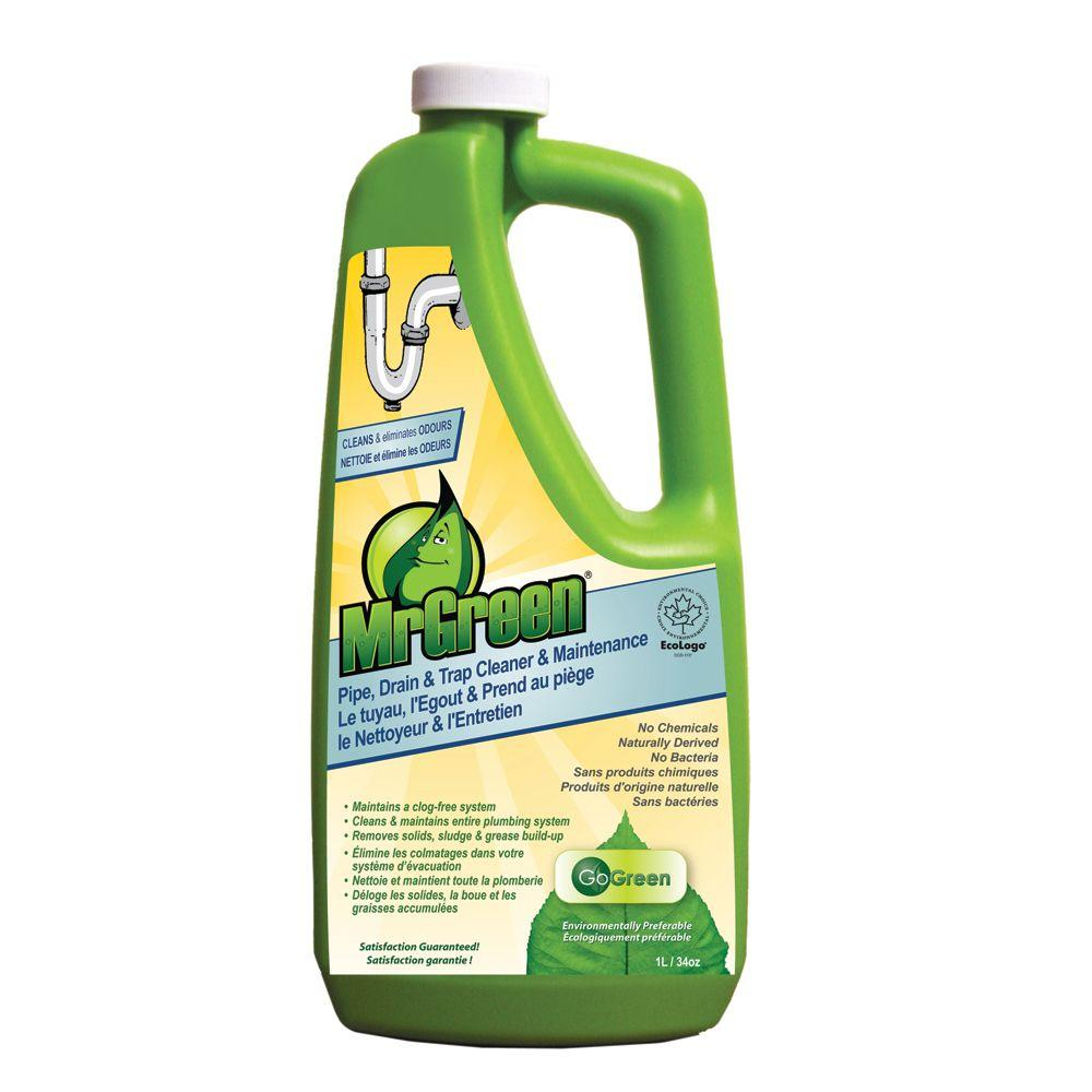 MrGreen 34 oz. PDT Pipe, Drain and Trap Treatment
