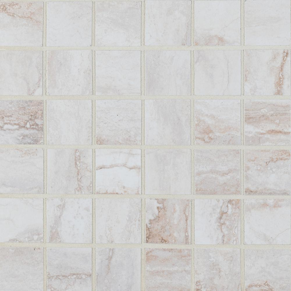 Bernini Bianco 12 in. x 12 in. x 10 mm Glazed