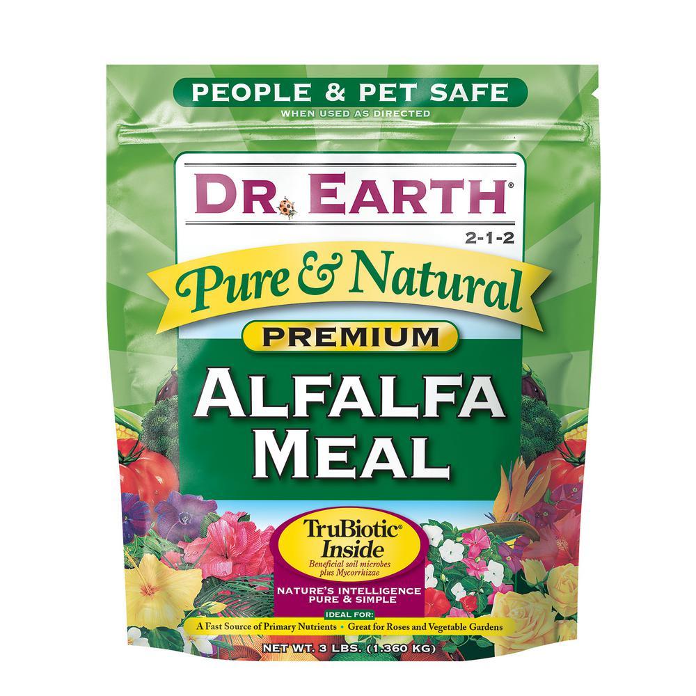 3 lb. Premium Alfalfa Meal