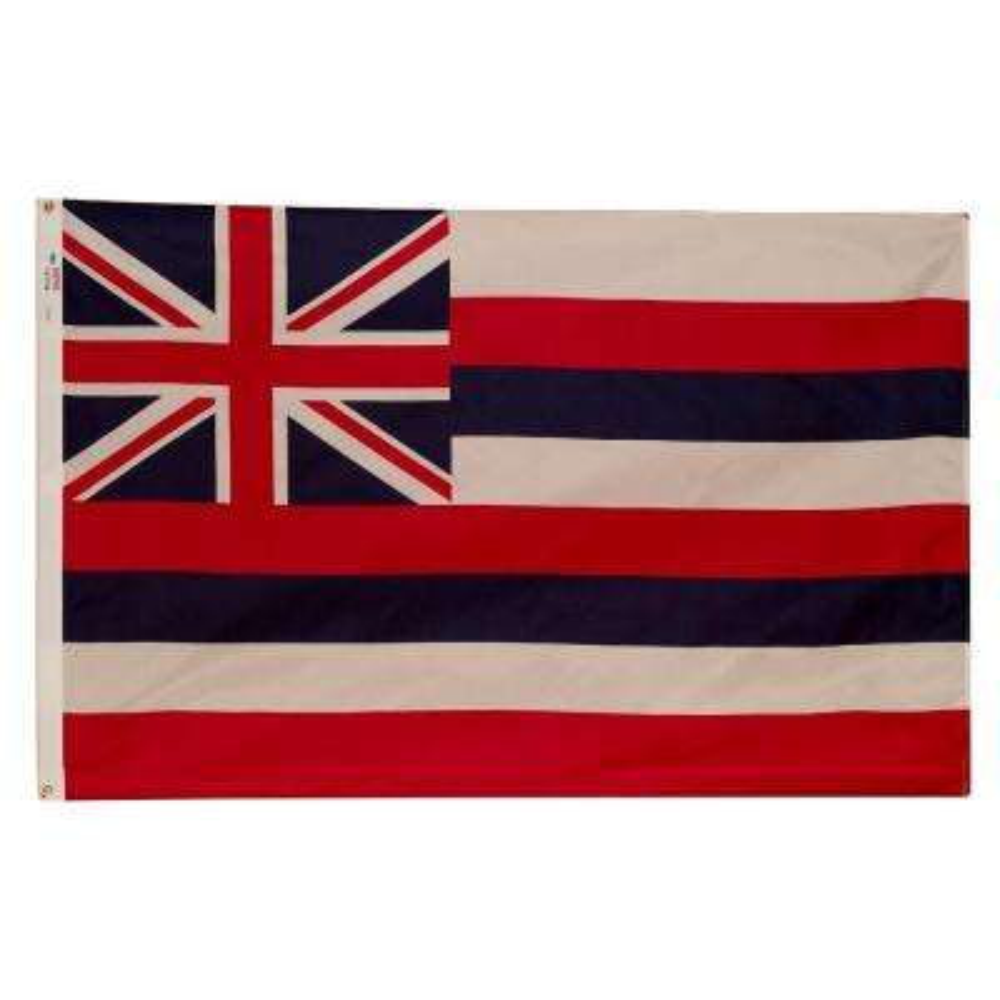 3 ft. x 5 ft. Nylon Hawaii State Flag