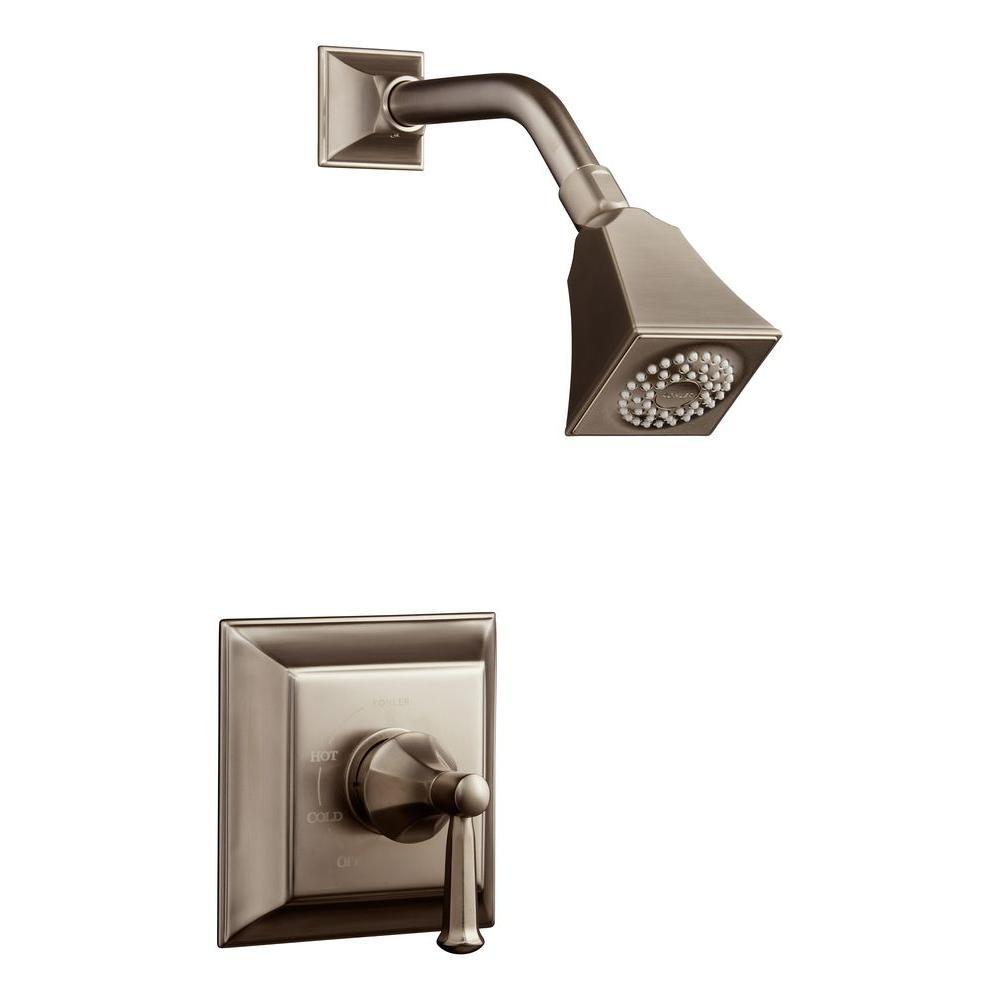 Kohler Memoirs Shower Faucet Trim Only in Vibrant Brushed Bronze ...