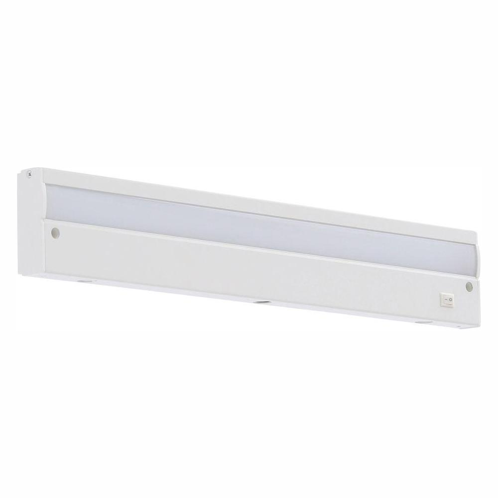 Commercial Electric 18 in. LED Direct Wire Under Cabinet Light