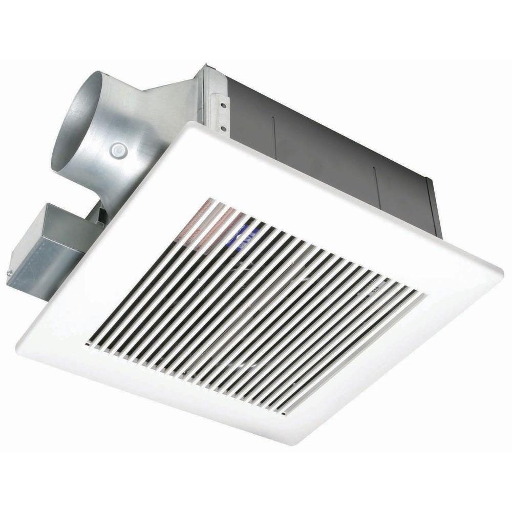 Panasonic WhisperFit 110 CFM Ceiling Low Profile Exhaust Bath Fan ENERGY STAR*