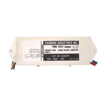 8-Watt T5 2-Lamp Normal Power Factor Magnetic Ballast