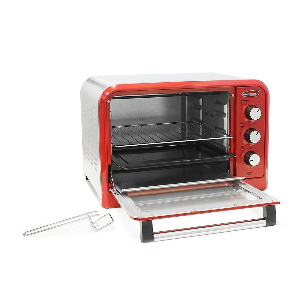 Red/Orange - Toasters \u0026 Countertop Ovens - Small Appliances - The ...