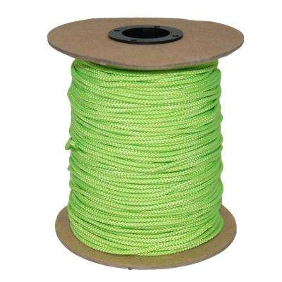 #3 in 3/32 in. Sidewall 300 ft. in Neon Green