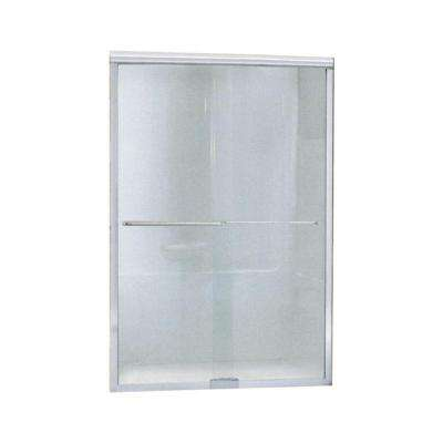Silver Semi Frameless Sterling Shower Doors