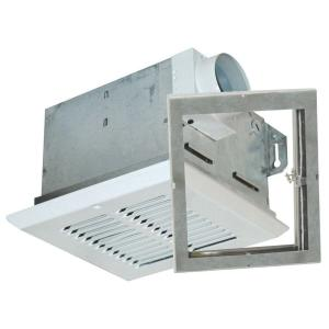 Air King Advantage Fire Rated 50 Cfm Ceiling Bathroom Exhaust Fan Fras50 The Home Depot
