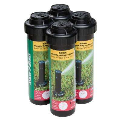 32SA Rotor Sprinkler Heads (4-Pack)