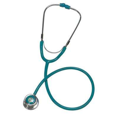 Mabis Nurse Mates TimeScope Stethoscope for Adult in Teal