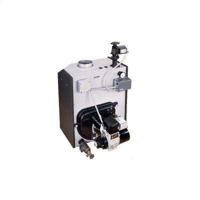 Liberty 131,000 to 175,000 BTU Input 117,000 to 131,000 BTU Output Hot Water Oil Boiler without Coil