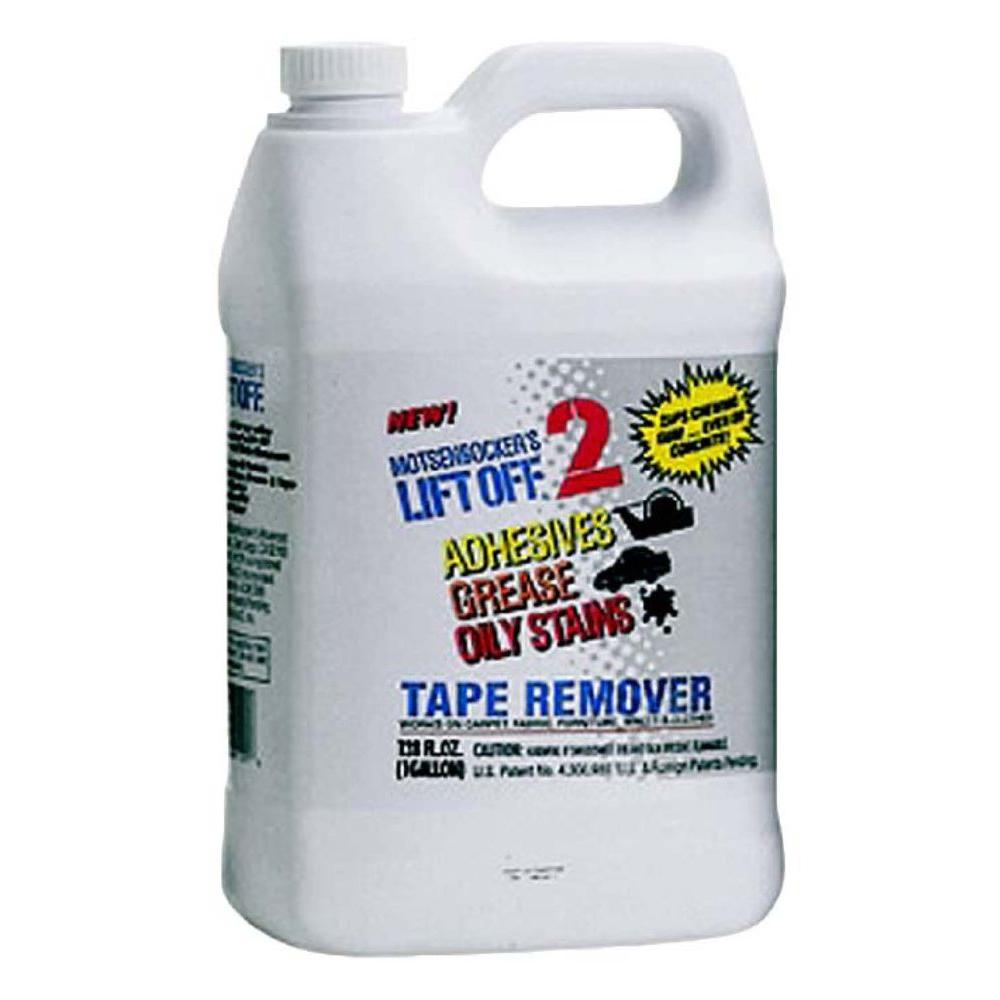 Motsenbockers 1 Gal 2 Tape Grease And Oil Remover 408