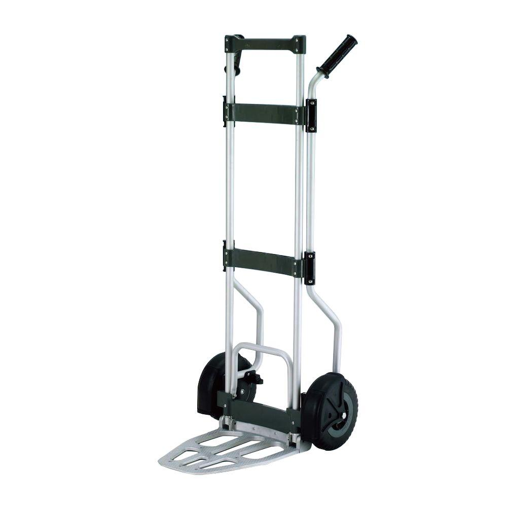 Capacity Folding Hand Truck H007A 1   The Home Depot