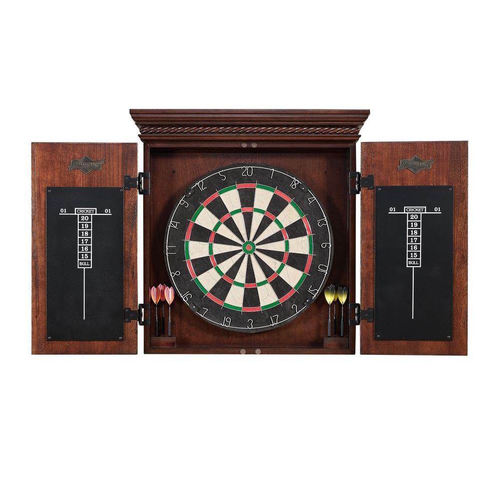 American Heritage Billiards Cavalier 22 inch Dart Board by American Heritage Billiards
