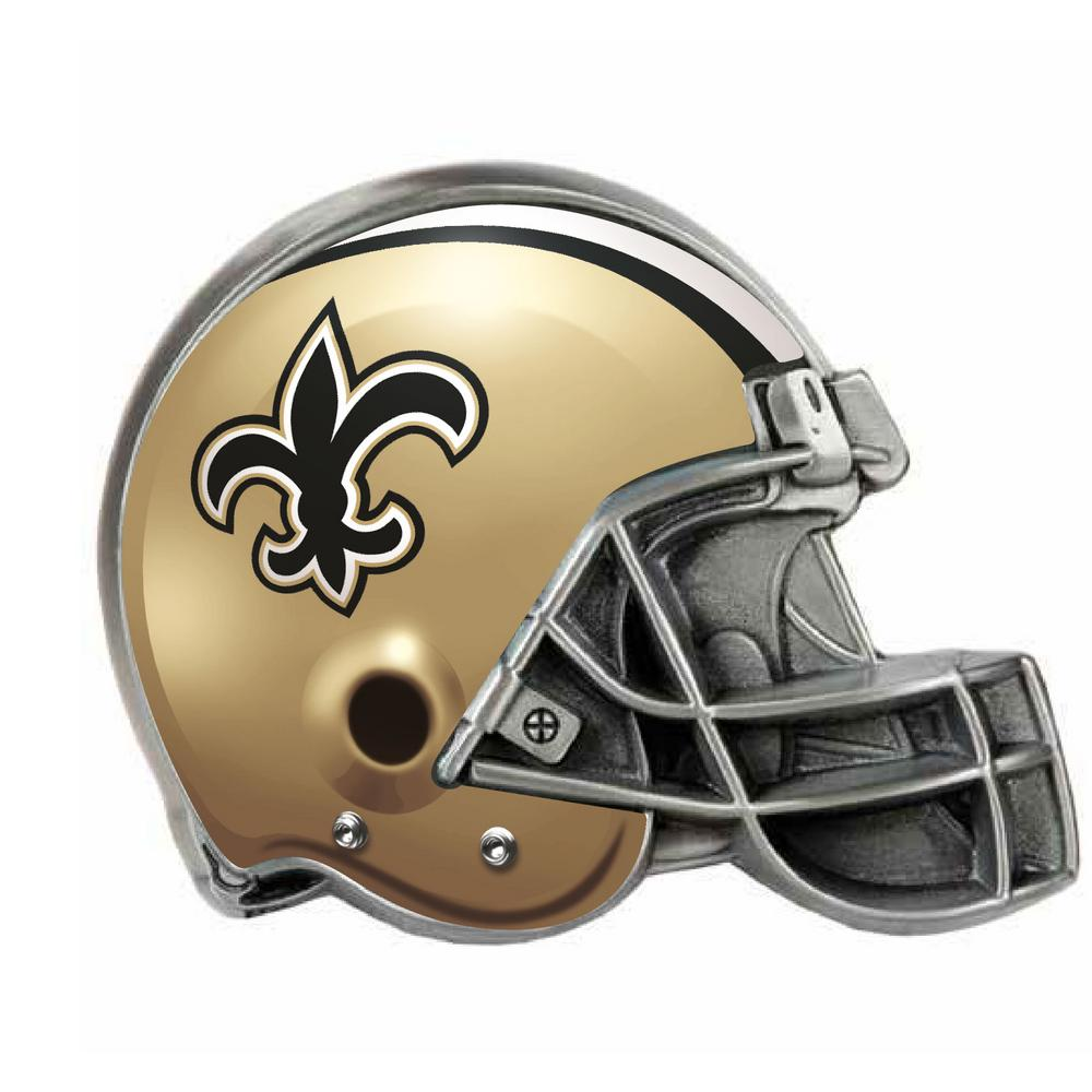 Great American Products New Orleans Saints Helmet Hitch ...
