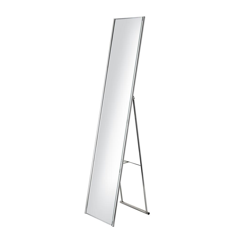 Adesso Alice Floor Mirror-WK2444-22 - The Home Depot