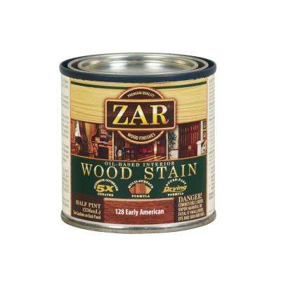 8 oz. Early American Wood Interior Stain (2-Pack)
