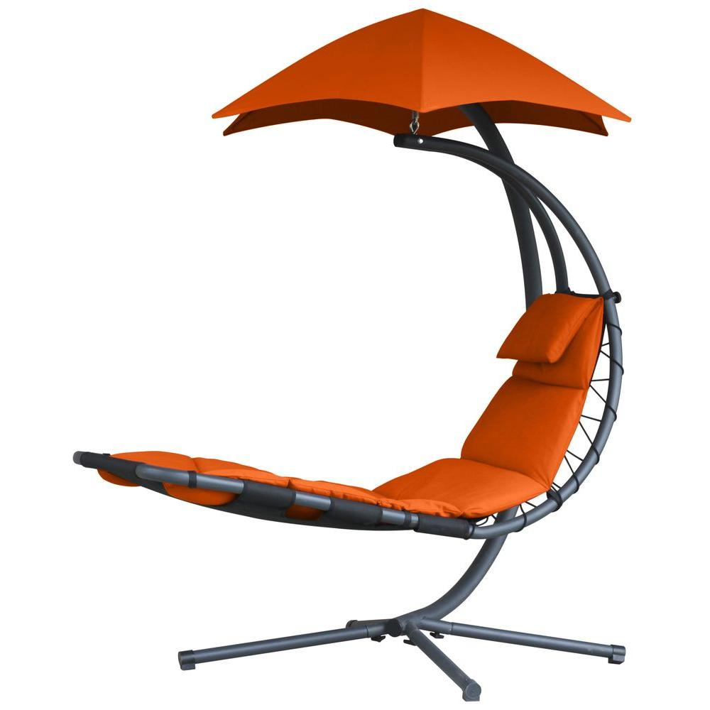 Vivere Original Dream Single Motion Patio Lounge Chair wi...