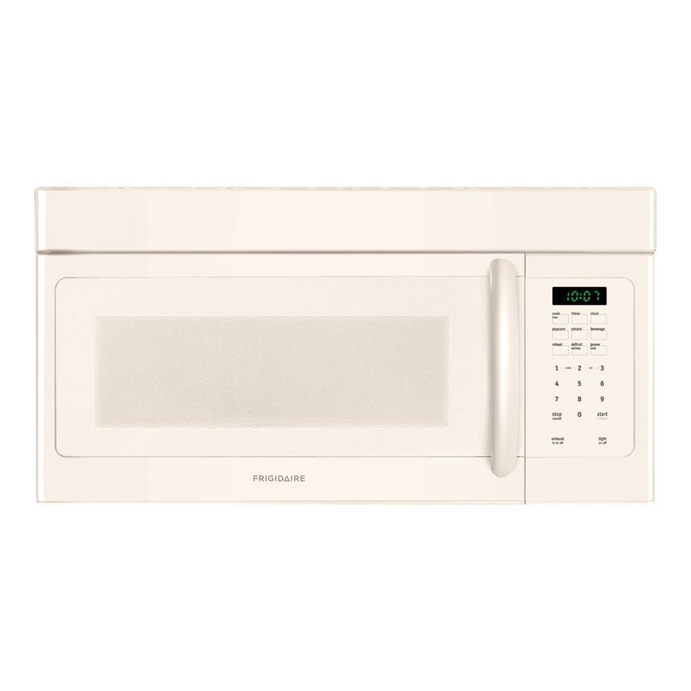 Frigidaire 30 in. W 1.6 cu. ft. Over the Range Microwave in Bisque