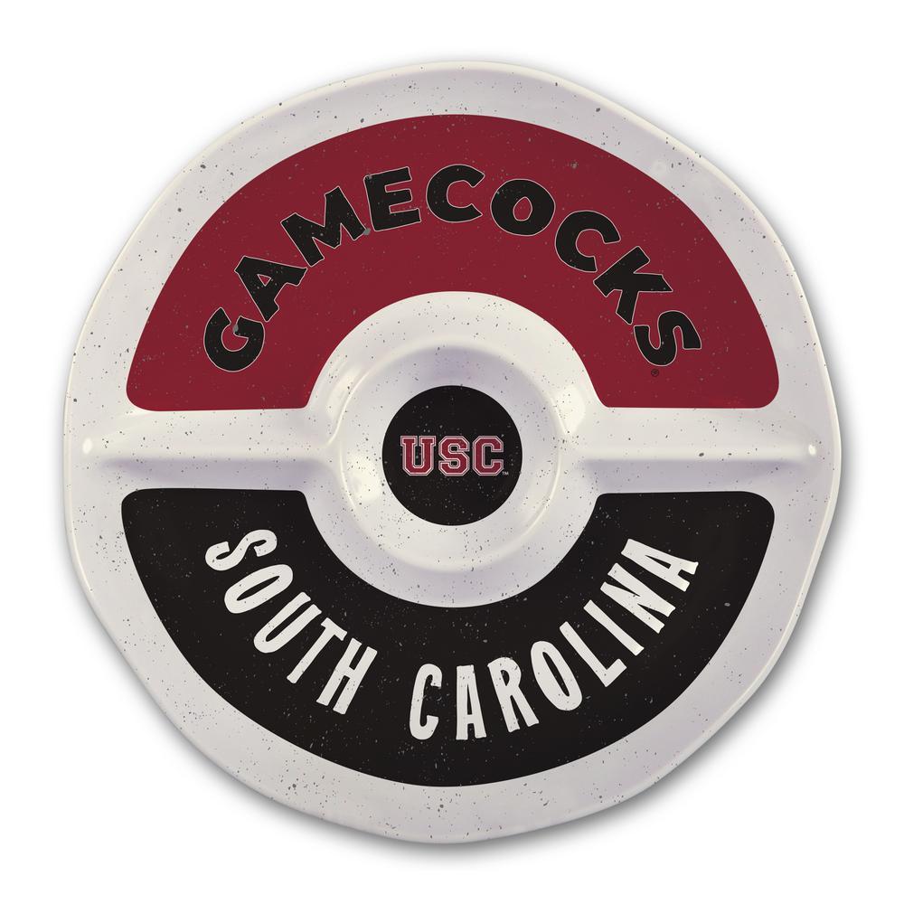 South Carolina 15 in. Chip and Dip Server