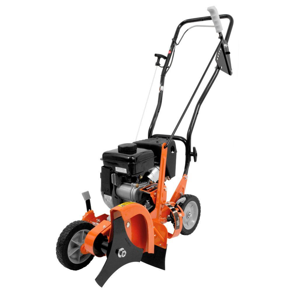 Powermate 9 In 79cc Gas Walk Behind Edger With Curb Hopping Feature