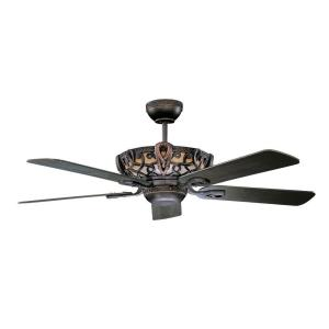 Concord Fans Luminance Aracruz 52 inch Indoor Oil-Rubbed Bronze Ceiling Fan by Concord Fans