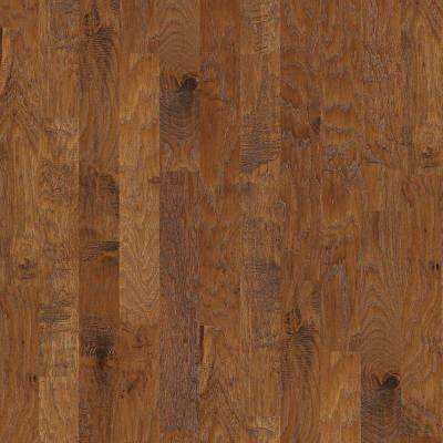 Take Home Sample - Canyon Hickory Taos Engineered Hardwood Flooring - 5 in. x 8 in.