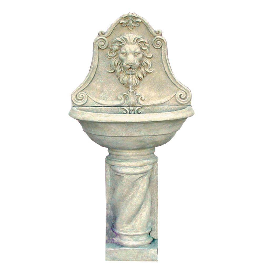 Beckett Lion Atrium Fountain-DISCONTINUED