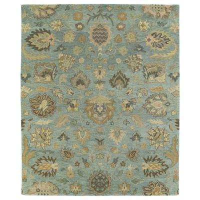 Helena Troy Spa 9 ft. x 12 ft. Area Rug