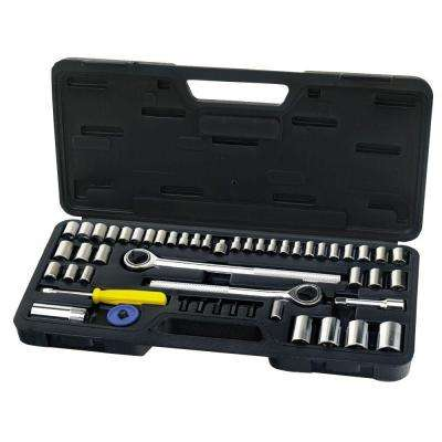 Socket Set (52-Piece)