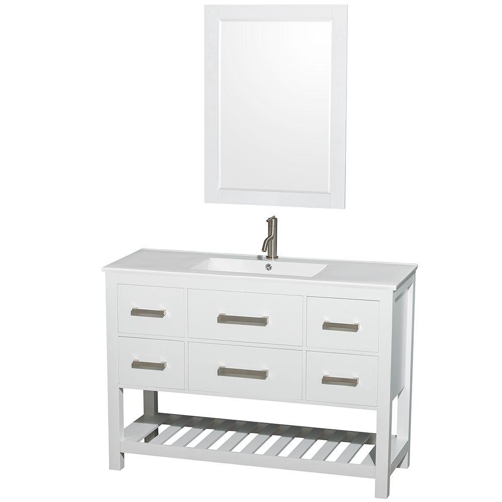 sink resin gray acrylic murano countertop and collection mirror inch bathroom single in integrated wyndham vanity