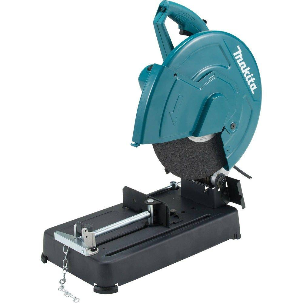 Makita 15 Amp 14 In Cut Off Saw Lw1401 The Home Depot