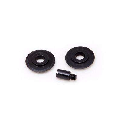 Replacement Tube Cutter Wheel Set (2-Piece)