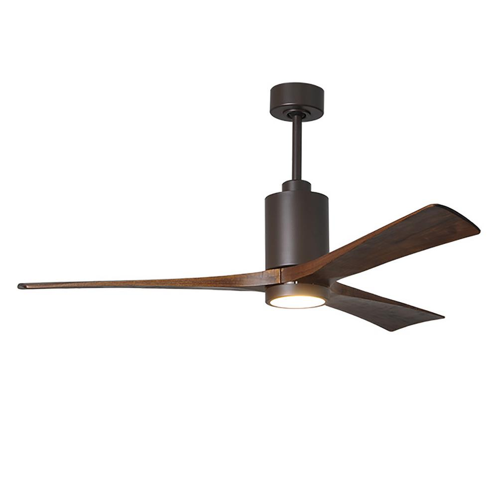 Hampton Bay Kodiak 52 In Indoor Outdoor Dark Restoration Bronze Hunter Ceiling Fan Light Kit Wiring Diagram Further Led Damp Textured With