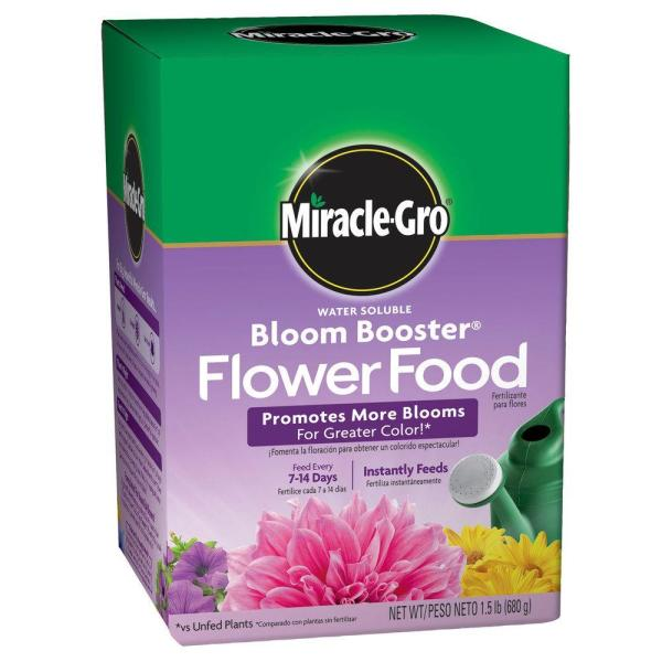 Bloom Booster 1.5 lb. Water Soluble Flower Food