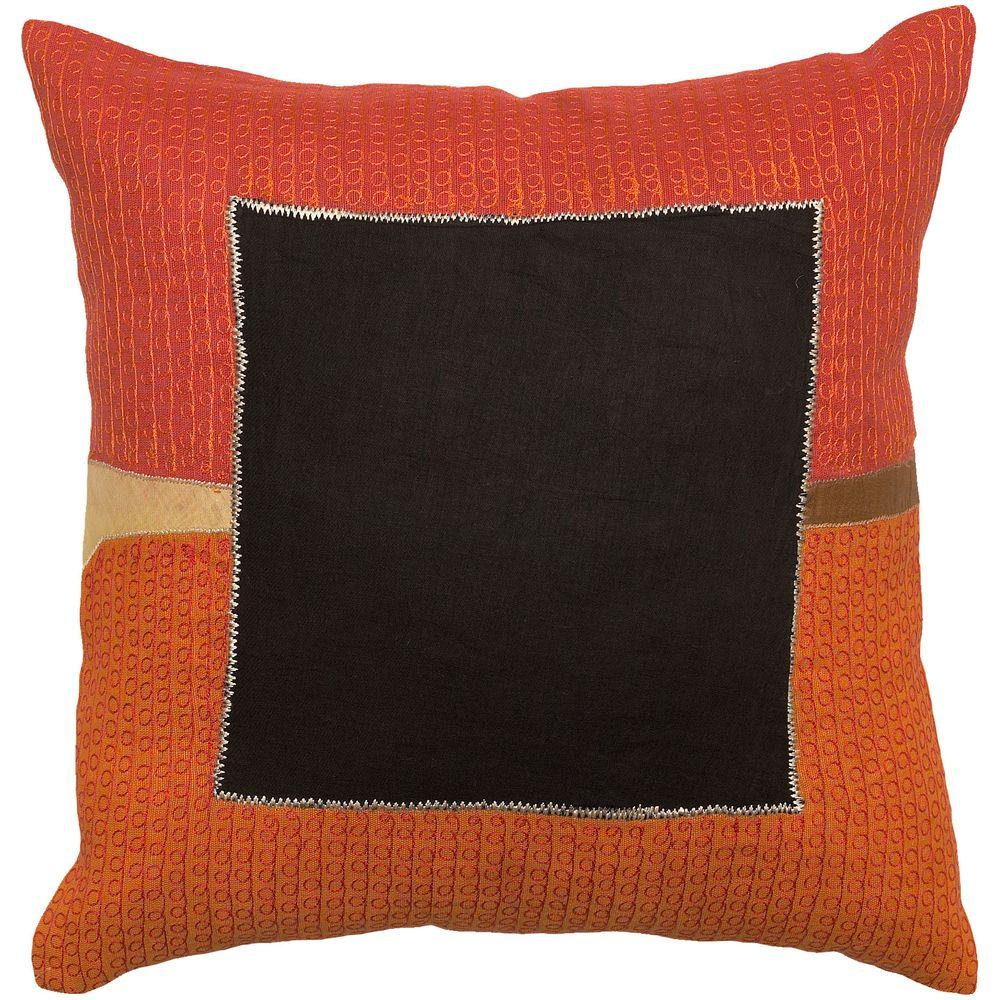 Artistic Weavers Square2 18 in. x 18 in. Decorative Down Pillow
