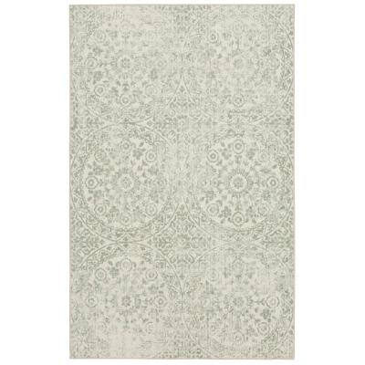 Juniper Cream 9 ft. x 12 ft. Indoor Area Rug