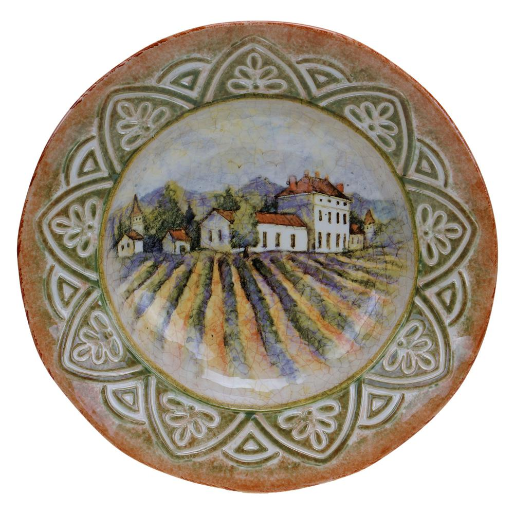 Sanctuary Wine Pasta and Salad Serving Bowl