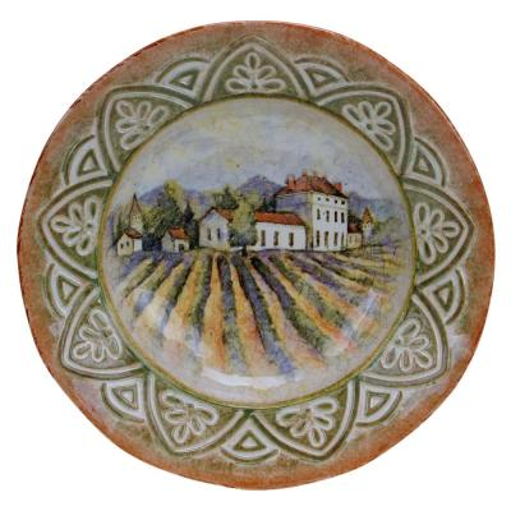 Sanctuary Wine Pasta and Salad Serving Bowl