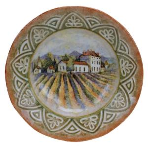 Click here to buy  Sanctuary Wine Pasta and Salad Serving Bowl.