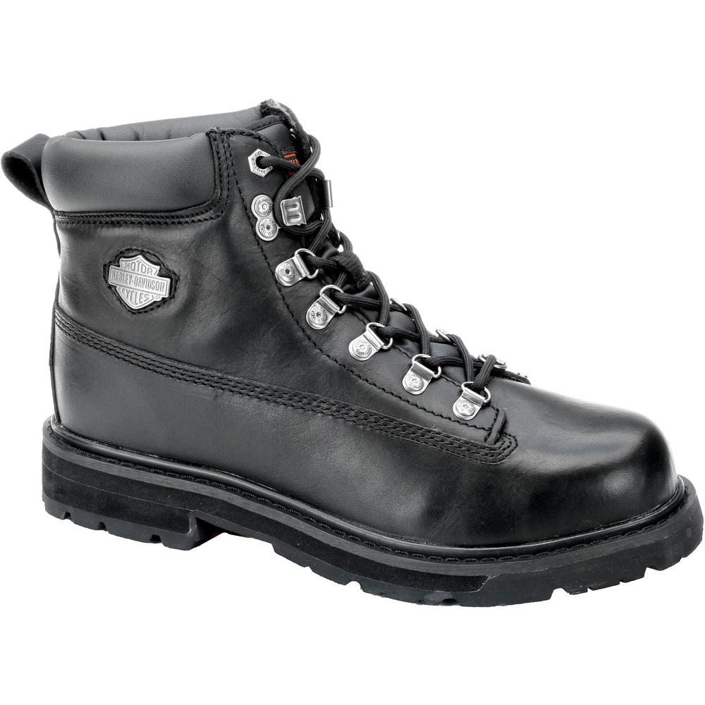 d85e3ac9e88 Harley-Davidson Drive Men's 11.5 M Black Steel Toe Boot