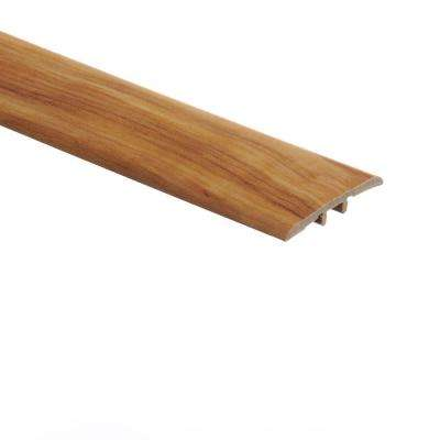Rustic Maple Honeytone 5/16 in. Thick x 1-3/4 in. Wide x 72 in. Length Vinyl T-Molding