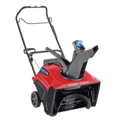 Power Clear 721 R 21 in. 212 cc Single-Stage Self Propelled Gas Snow Blower
