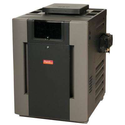 406,000 BTU Electronic Ignition Natural Gas ASME Elevation Pool Heater