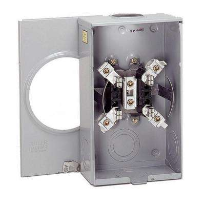 200 Amp Single Meter Socket