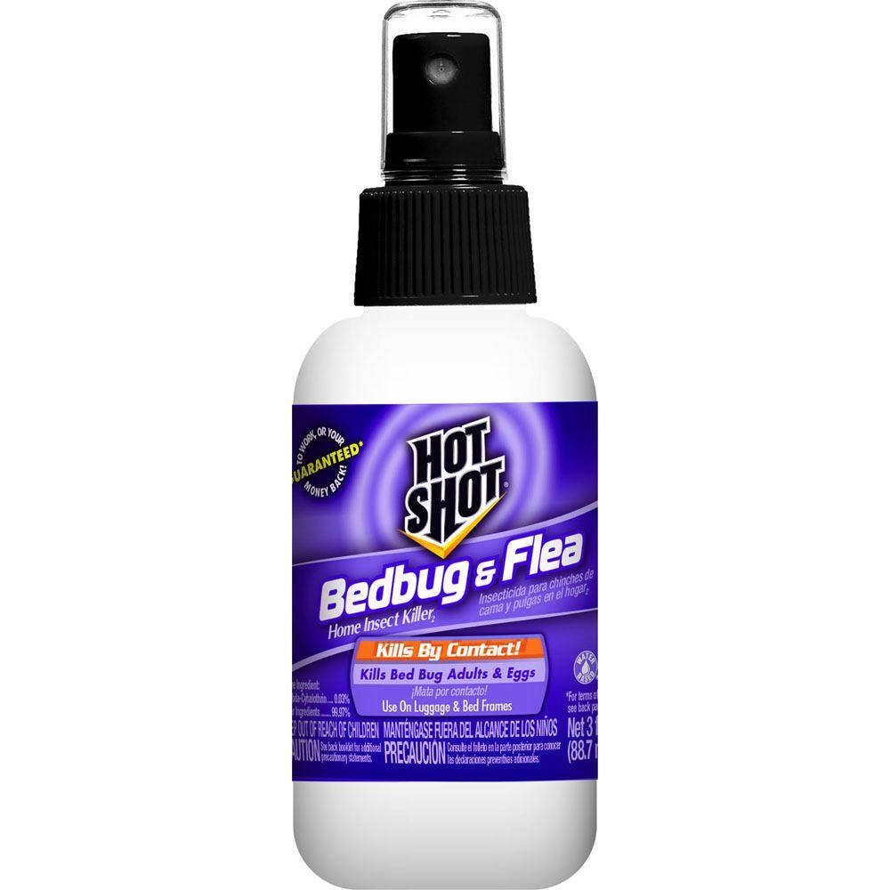 Bed Bug and Flea Killer 3 oz. Ready-to-Use Pump
