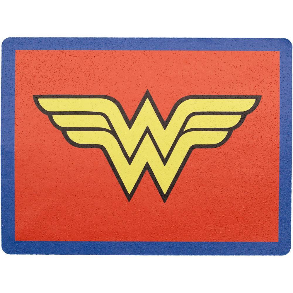 WonderWoman Address Logo Graphic