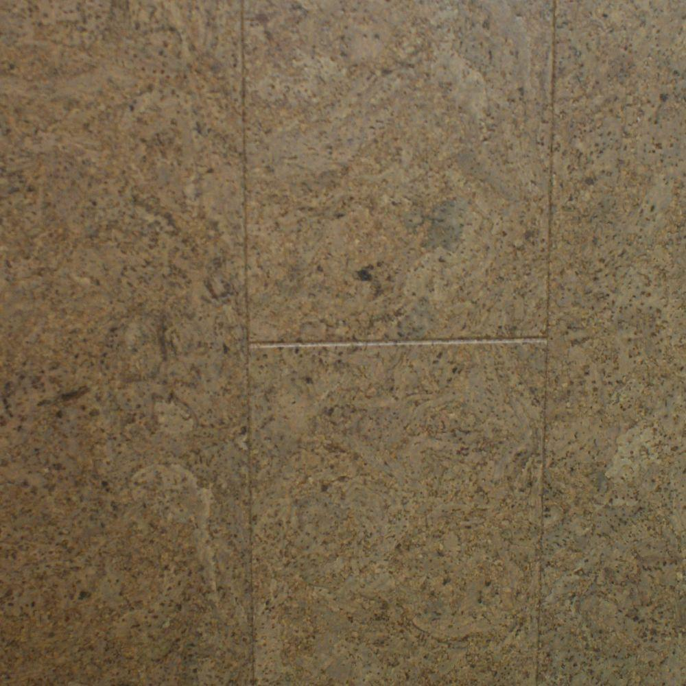 Heritage Mill Take Home Sample - Smoky Mineral Cork Flooring - 5 in. x 7 in.