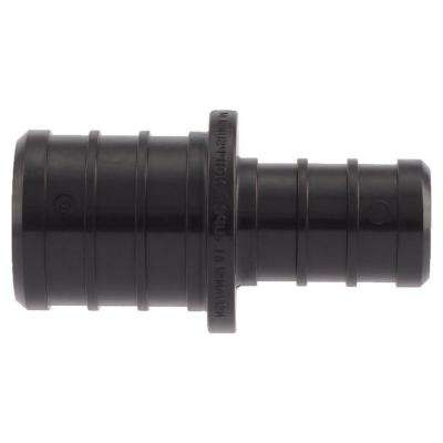 3/4 in. x 1/2 in. Plastic PEX Barb Reducing Coupling (5-Pack)